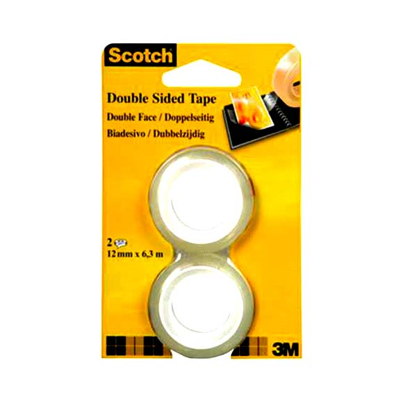 3M SCOTCH 136-R2 2 Lİ BANT KESİCİ 12*6,3M