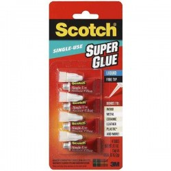 3M SCOTCH JAPON YAPIŞTIRICISI 1,98GR*4 AD114