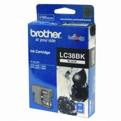 BROTHER LC-38 BK SİYAH