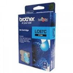 BROTHER LC-67C MAVİ