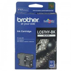 BROTHER LC-67HY-BK SİYAH