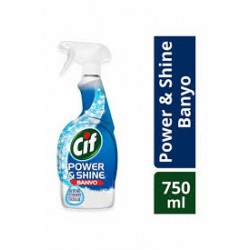 CİF POWER SHİNE BANYO 750 ML * 12