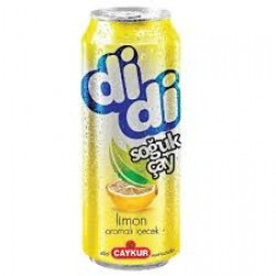 ÇAYKUR DİDİ LİMON 500 ML