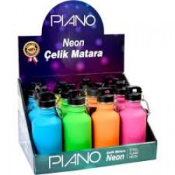 PİANO MATARA NEON 500ML SPOR